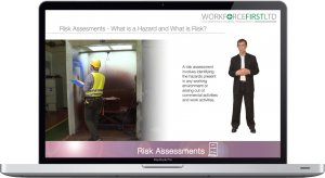 WORKFORCE risk assesment Screen Shot New