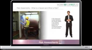 WORKFORCE risk assesment Screen Shot New