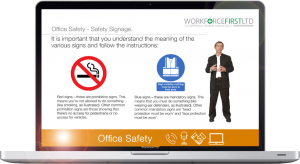 Workforce OFFICE SAFETY Screenshot