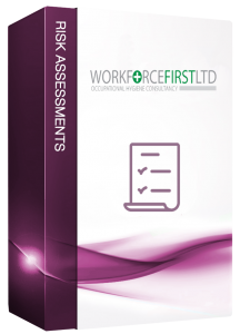 Workforce first RISK ASSESMENT Box