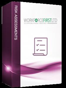Workforce first RISK ASSESMENT Box