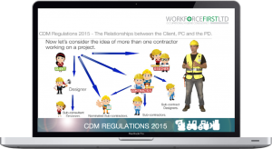 workforce first CDM Regs Screenshot New